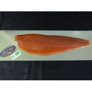 Saumon bio fumé filet tranché